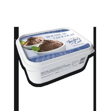 Mousse au Chocolat Schale